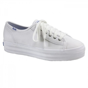KEDS WH57310 TRIPLE KICK LEATHER