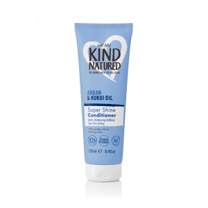 KIND NATURED SUPER SHINE ARGAN & KUKUI OIL CONDITIONER 250ml