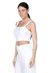 Kira Top Λευκό