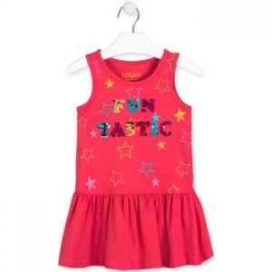 Κοντά Φορέματα Losan 016-7016AL
