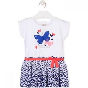 Κοντά Φορέματα Losan 016-7779AL
