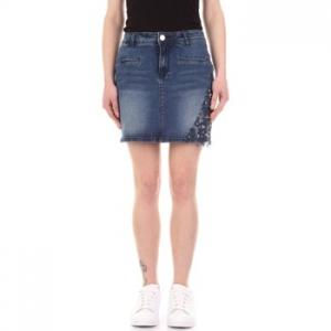 Κοντές Φούστες Yes Zee S221-P905