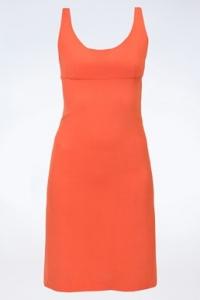 Κοραλί Μεσάτο Φόρεμα / Μέγεθος: 44 IT - Εφαρμογή: S / M