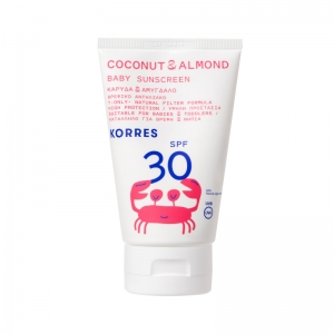 KORRES COCONUT & ALMOND BABY