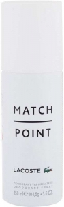 Lacoste Match Point Deodorant 150ml (Deo Spray)