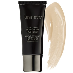 LAURA MERCIER SILK CRÈME MOISTURIZING PHOTO EDITION FOUNDATION 2N1 BAMBOO BEIGE 30ml