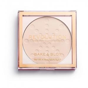 Makeup Revolution London Bake & Blot Powder Translucent 5,5gr