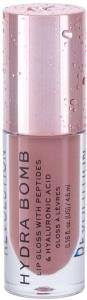 Makeup Revolution London Hydra Bomb Lip Gloss Drippin 4,6ml
