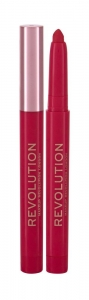 Makeup Revolution London Velvet Kiss Lip Crayon Lipstick Decadence 1,2gr