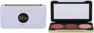 Makeup Revolution London X Patricia Bright Face Palette Makeup Palette You Are Gold 6,6gr