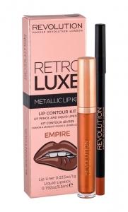Makeup Revolution Retro Luxe Kits Metallic Empire