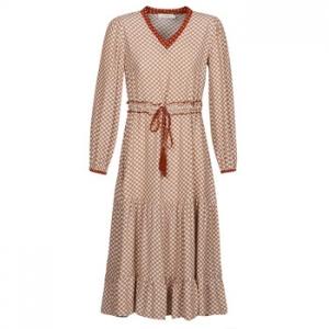 Μακριά Φορέματα Cream MALOU