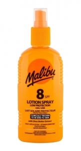 Malibu Lotion Spray Sun Body