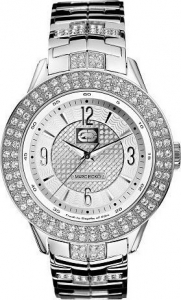 Marc Ecko Crystal Stainless