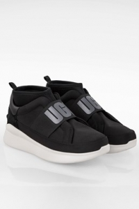Μαύρα W Neutra Sneakers από Ύφασμα / Μέγεθος: 38.5 - Εφαρμογή: Κανονική