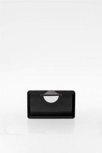 Μαύρο Clutch Ρητίνης / Συσκευασία Αρώματος