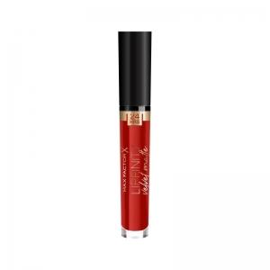 MAX FACTOR LIPFINITY VELVET MATTE LIPSTICK 25 Red Luxury 3,5ml