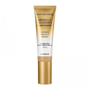MAX FACTOR MIRACLE SECOND