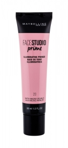 Maybelline Facestudio Illuminating Makeup Primer 30ml 20