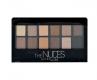MAYBELLINE The Nudes Eyeshadow Palette paleta 12 cieni 9,6g