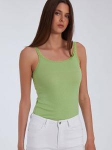 Μπλούζα με λεπτομέρεια δαντέλας SH9906.4153+3