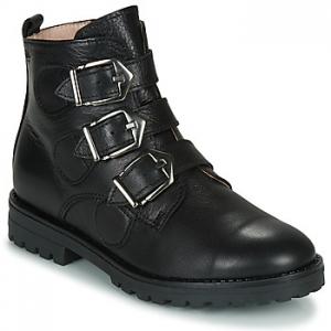 Μπότες Acebos 9843VE-NEGRO-T