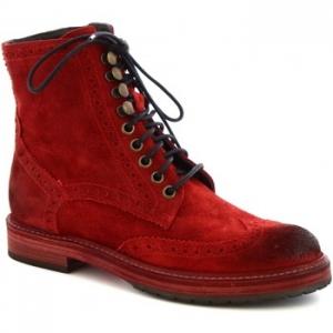Μπότες Leonardo Shoes 4730
