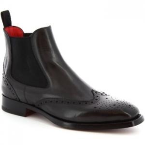 Μπότες Leonardo Shoes 9140/19