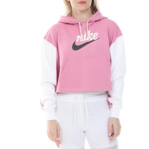 NIKE - Γυναικεία cropped φούτερ