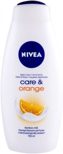 Nivea Care & Orange Shower