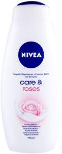 Nivea Care & Roses Shower