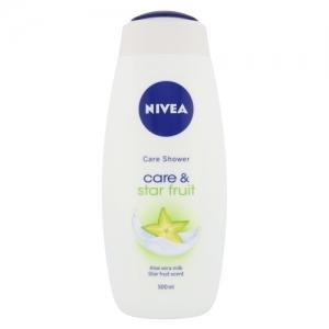 Nivea Care & Star Fruit Shower