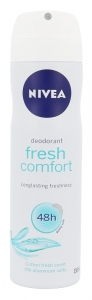 Nivea Fresh Comfort 48h Deodorant