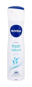 Nivea Fresh Natural 48h Antiperspirant 150ml Aluminum Free (Deo Spray)