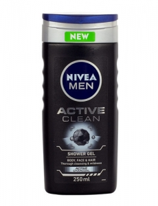 Nivea Men Active Clean Shower