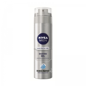 NIVEA MEN GEL ΞΥΡΙΣΜΑΤΟΣ SILVER PROTECT 200ml