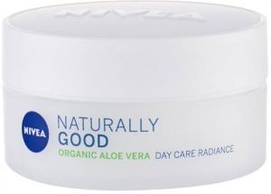 Nivea Naturally Good Aloe Vera Day Cream 50ml (For All Ages)