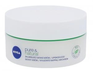 Nivea Pure & Natural Day Cream