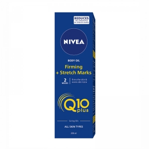 NIVEA Q-10 PLUS BODY OIL FIRMING