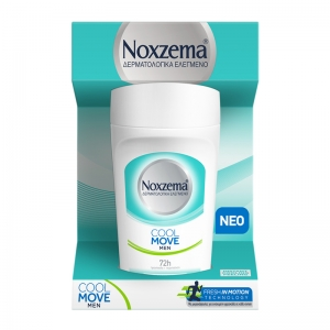NOXZEMA ROLL ON COOL MOVE MEN 50ml