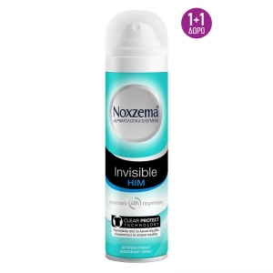 NOXZEMA SPRAY INVISIBLE HIM