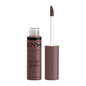 NYX PROFESSIONAL MAKEUP BUTTER GLOSS CINNAMON ROLL 8ml