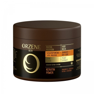 ORZENE MASK KERATIN POWER 250ml