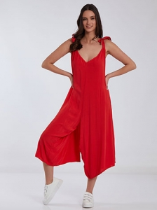 Oversized ολόσωμη φόρμα με