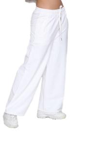 Παντελόνα Φόρμας Σε Άσπρο