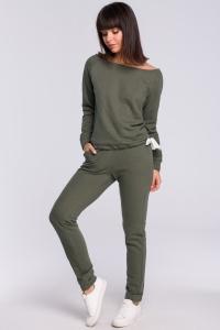Παντελόνι ελαστικό με μπροστινές
