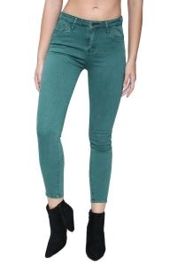 Παντελόνι Jean Σε Πράσινο