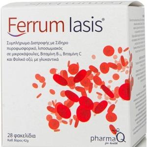 PharmaQ Ferrum Iasis Συμπλήρωμα