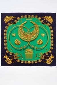 """Πράσινο-Μπλε """"Les Cavaliers"""