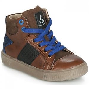 Ψηλά Sneakers Acebos 5290-CUERO
